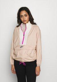 Nike Sportswear - Windbreaker - shimmer/pale ivory/fire pink - 0