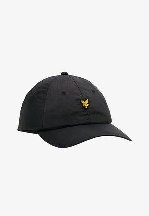 RIPSTOP CAP - Pet - true black