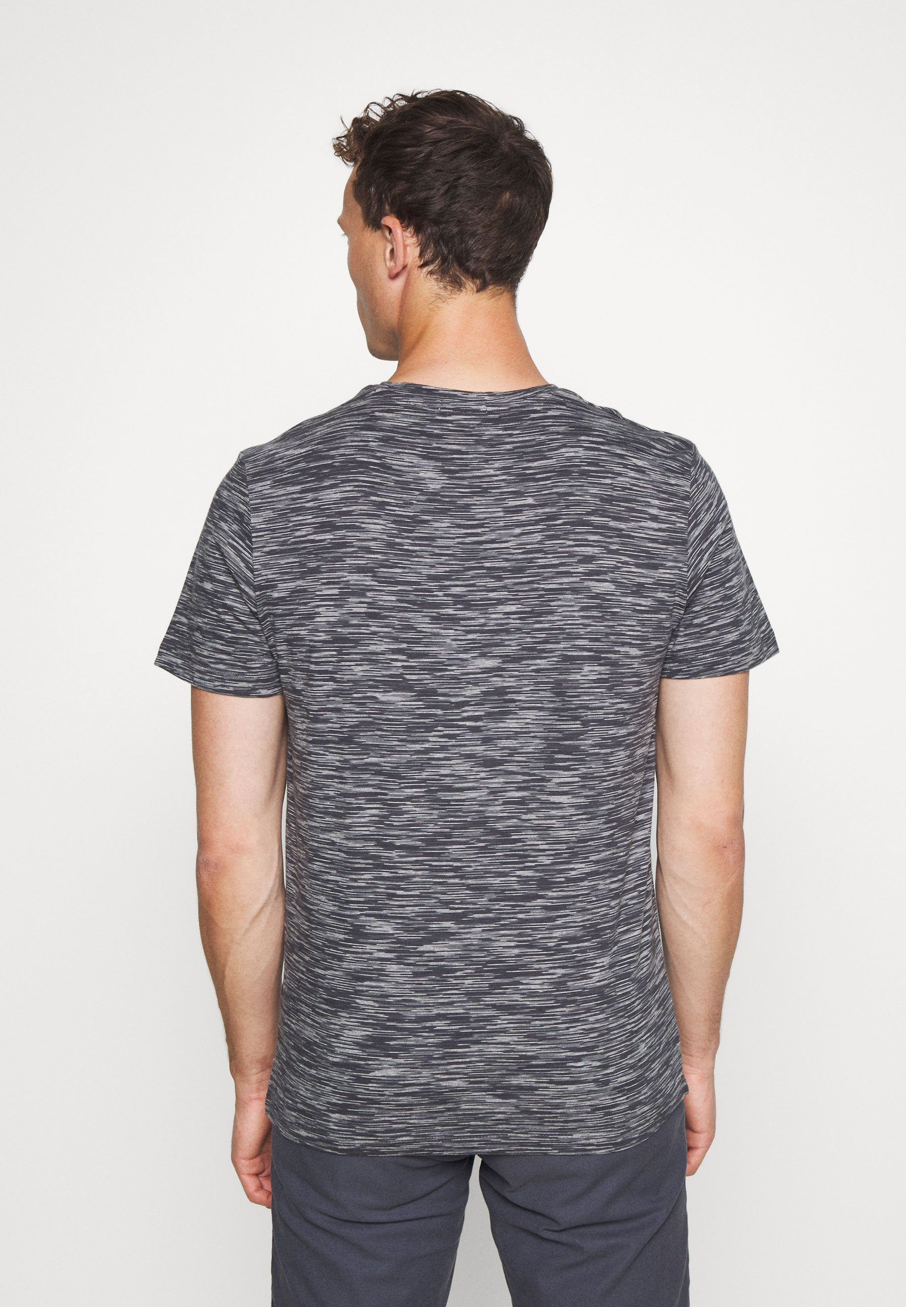 TOM TAILOR Print T-shirt - white space 4GnHt