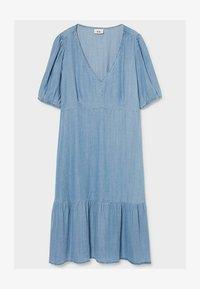 C&A - Maxi dress - denim-blue - 2