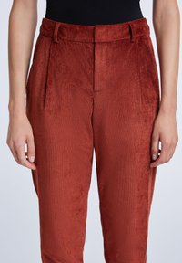SET - Trousers - maroon - 3
