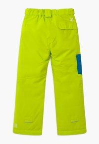 Dare 2B - TIMEOUT UNISEX - Zimní kalhoty - lime/petrol - 2