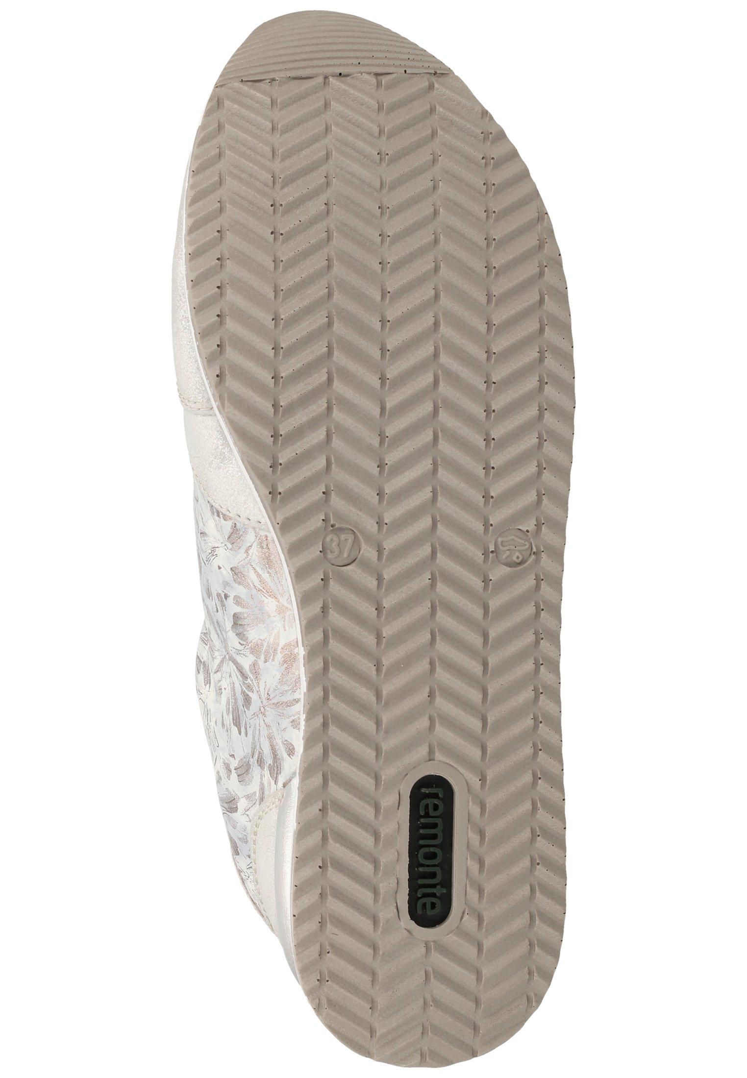 Remonte Baskets Basses - White
