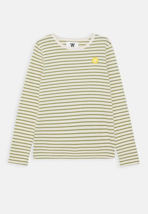 KIM KIDS - Langærmede T-shirts - off white/olive
