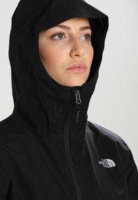 The North Face - WOMENS HIKESTELLER JACKET - Hardshell-jakke - black - 3