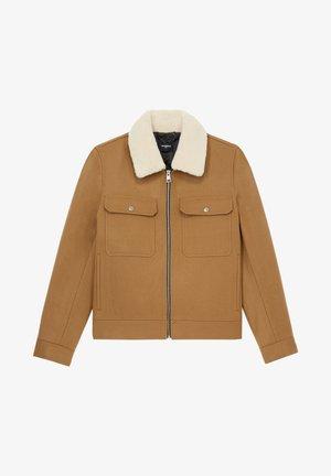 VESTE - Light jacket - camel