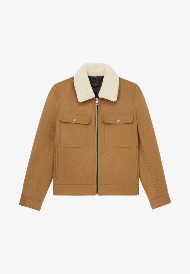 VESTE - Light jacket - camel