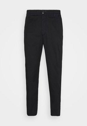 CHASY - Chino kalhoty - black