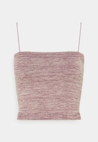 BDG Urban Outfitters - BUNGEE STRAP TUBE  - Top - purple space dye - 0
