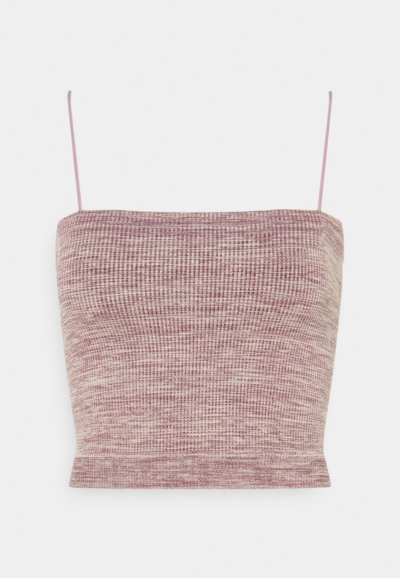 BDG Urban Outfitters - BUNGEE STRAP TUBE  - Top - purple space dye