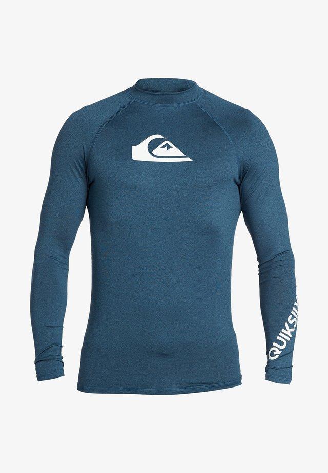 MIT UPF 50 FÜR MÄN - Surfshirt - blue
