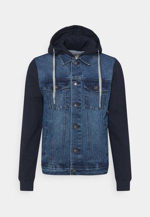 FUNDA JACKET - Denim jacket - mid blue