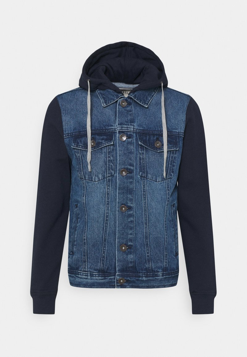 Redefined Rebel - FUNDA JACKET - Denim jacket - mid blue