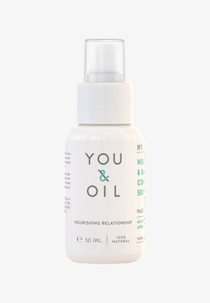 FACE OIL NOURISH & BALANCE COMBINATION SKIN 50ML - Gesichtsöl - -