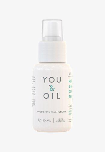 FACE OIL NOURISH & BALANCE COMBINATION SKIN 50ML - Face oil - -