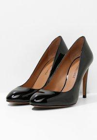 Pura Lopez - High heels - vernice black - 4