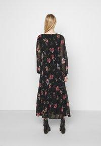 Vero Moda - VMPETRA ANCLE - Day dress - black/petra - 2