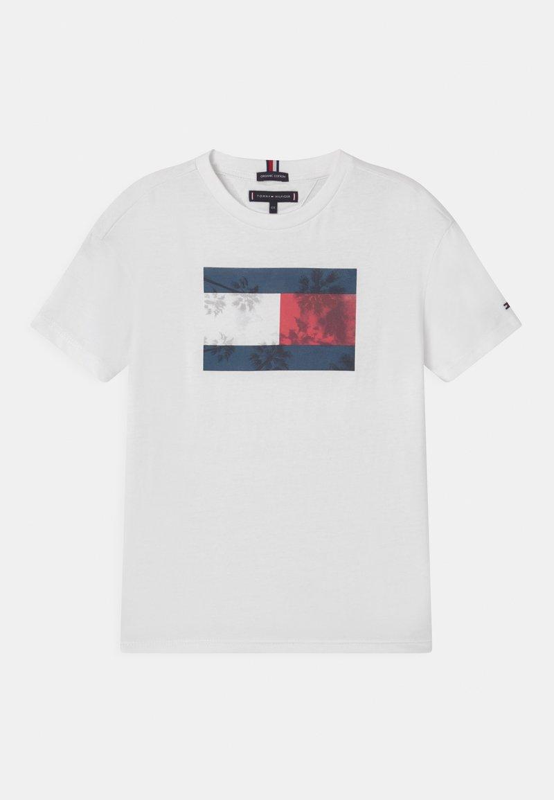 Tommy Hilfiger - PHOTOPRINT  - T-shirts print - white