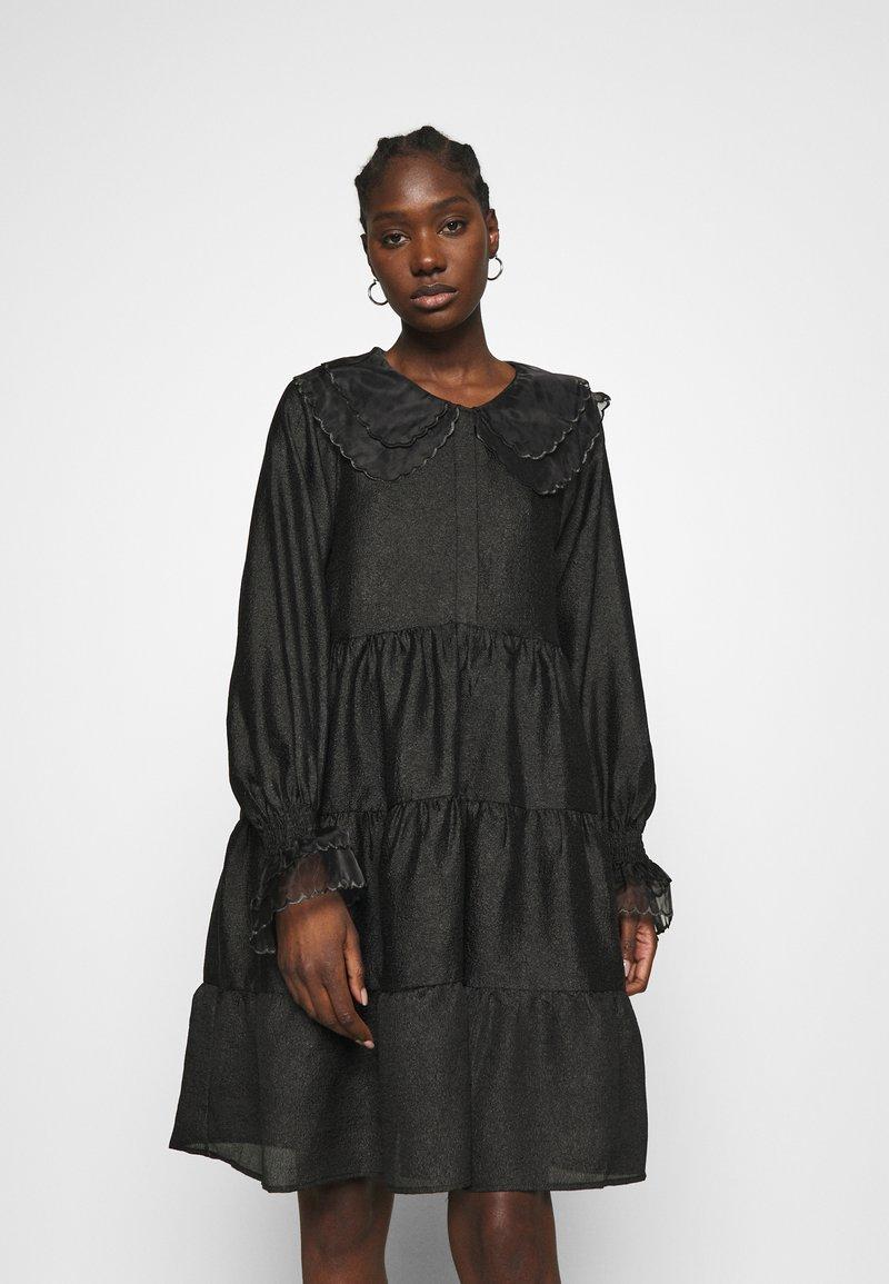 Cras - LENACRAS DRESS - Cocktail dress / Party dress - black