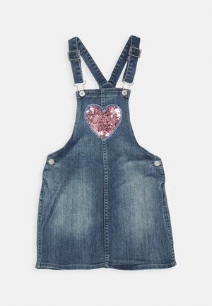 Vestido vaquero - dark blue denim