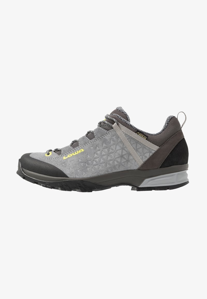 Lowa - SASSA GTX LO - Hiking shoes - grau/mint