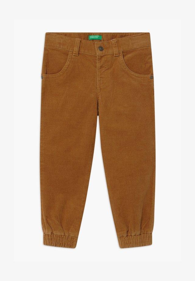 Pantaloni - camel