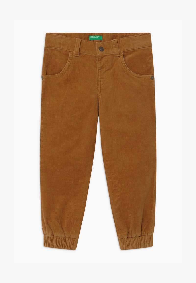 Benetton - Trousers - camel
