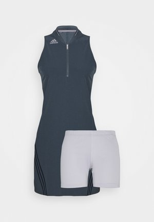 3 STRIPE DRESS - Sportskjole - legacy blue