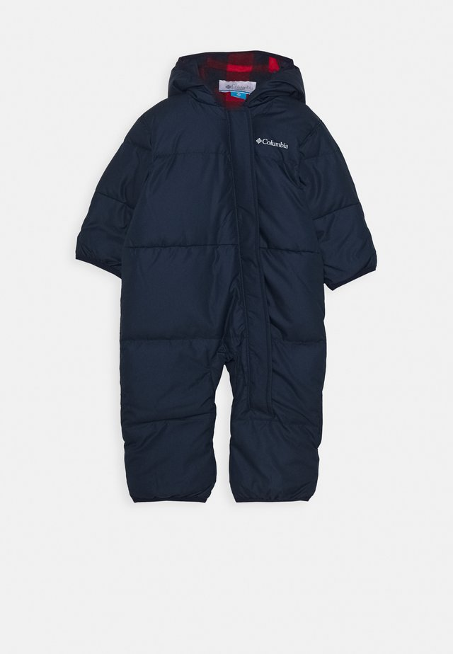 SNUGGLY BUNNY BUNTING - Snowsuit - collegiate navy