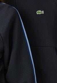 Lacoste - Zip-up sweatshirt - navy blau - 5