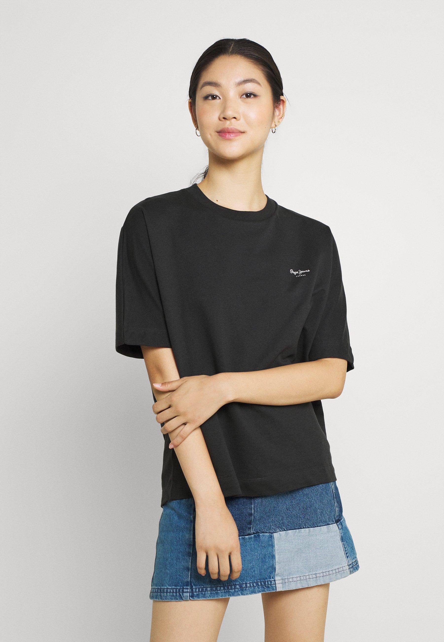 Women AGNES - Basic T-shirt
