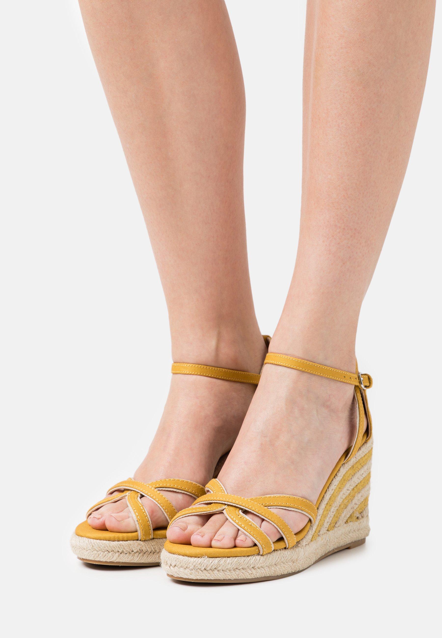 Women LOUISA - Platform sandals