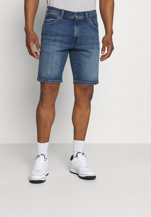 TEXAS - Jeans Short / cowboy shorts - the ace