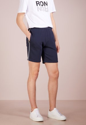 EYELET EDITION - Shorts - navy