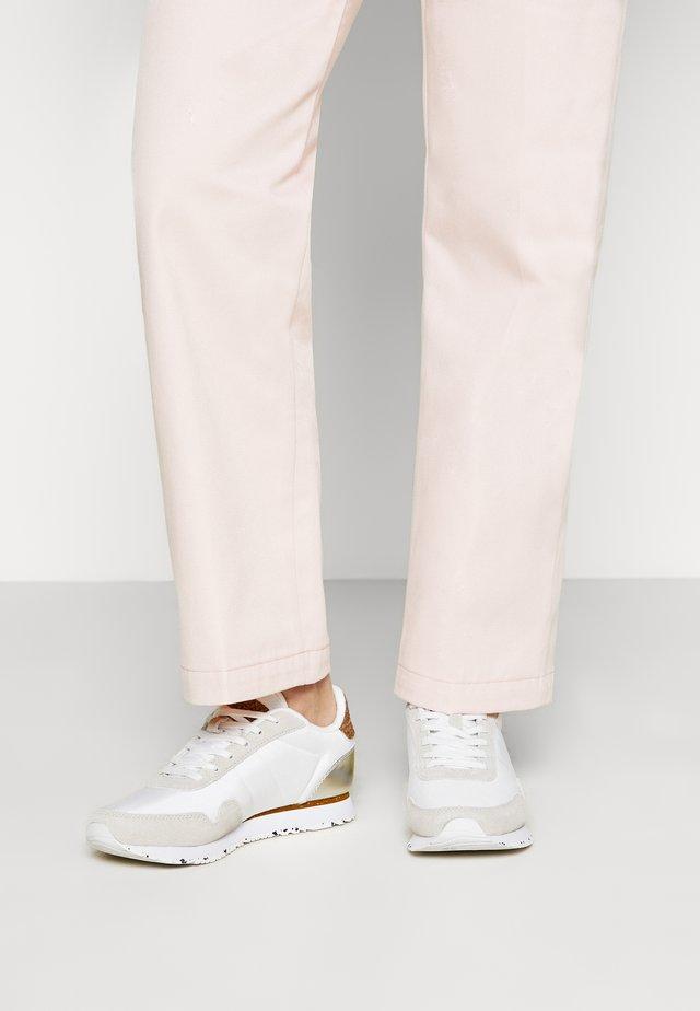 NORA III - Sneaker low - bright white
