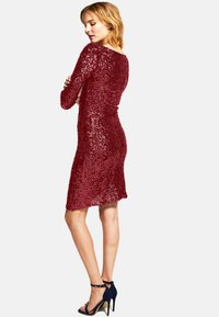 HotSquash - Cocktail dress / Party dress - dark red - 2