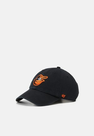 BALTIMORE ORIOLES CLEAN UP UNISEX - Kšiltovka - black