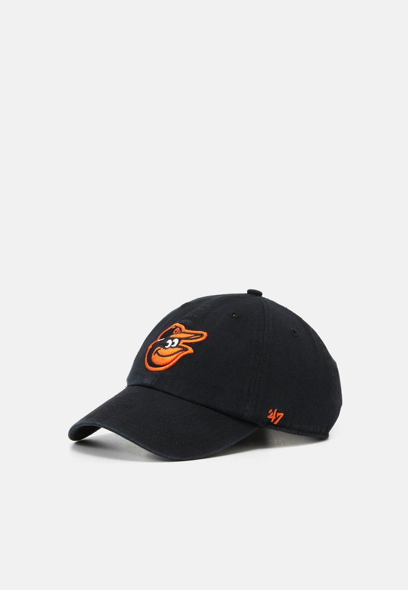 '47 - BALTIMORE ORIOLES CLEAN UP UNISEX - Kšiltovka - black
