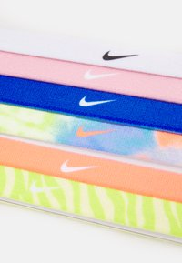 Nike Performance - PRINTED HEADBANDS 6 PACK - Autres accessoires - white/purple pulse/bright mango - 2