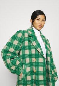 Résumé - ALINA COAT - Classic coat - sand - 5
