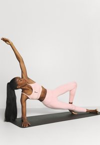 Nike Performance - THE YOGA 7/8 - Leggings - pink glaze/rust pink - 1