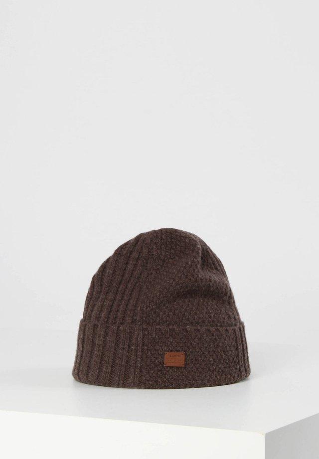 LINDEN BEANE - Beanie - brown