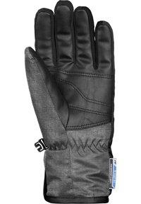Reusch - DARIO R-TEX® XT  - Gloves - black/black melange - 1