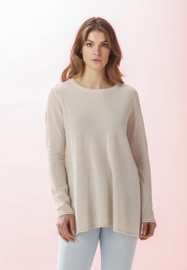 CHANTAL - Long sleeved top - savane