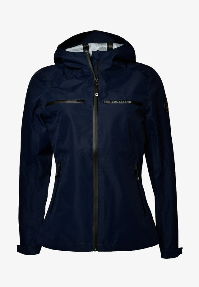 WAYPOINT - Outdoor jacket - navy