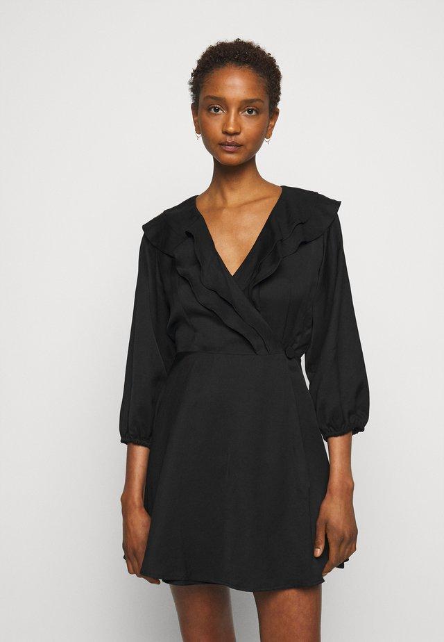 RIRE - Korte jurk - noir