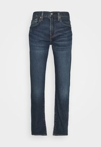 Levi's® - 502™ REGULAR TAPER - Jeans Tapered Fit - dark indigo/worn in - 5