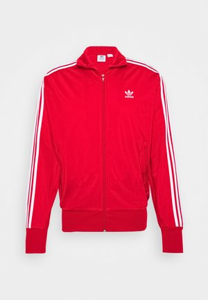 BIRD  - Training jacket - red/white