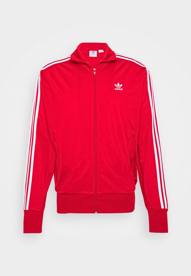 BIRD  - Trainingsjacke - red/white