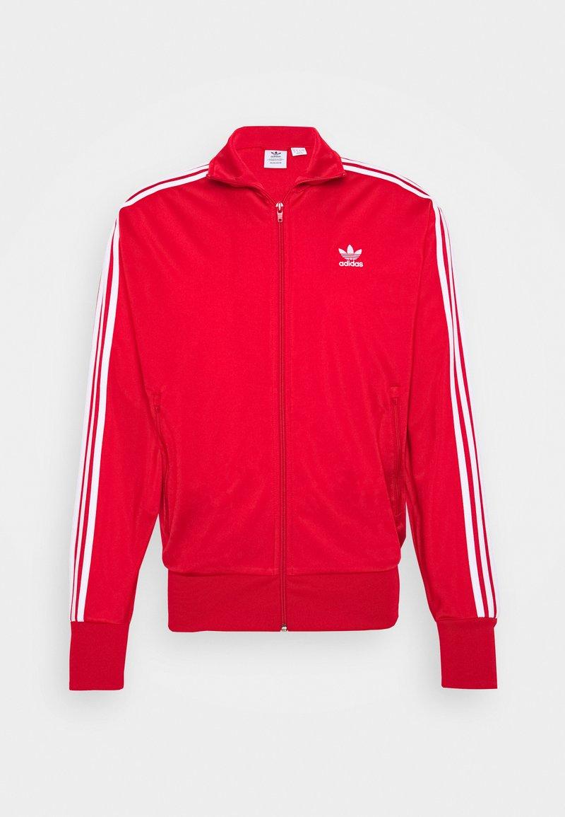 adidas Originals - BIRD  - Training jacket - red/white